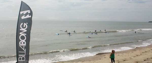 Brittas Bay Kids Surf Camps